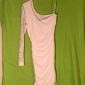 Body Central Dresses - One Shoulder Dress